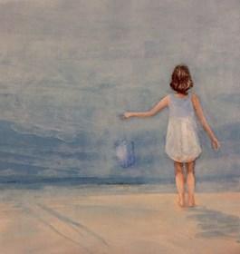 Obraz do salonu artysty Ilona Herc pod tytułem Wstążka