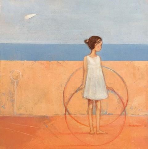 Obraz do salonu artysty Ilona Herc pod tytułem Chwile I