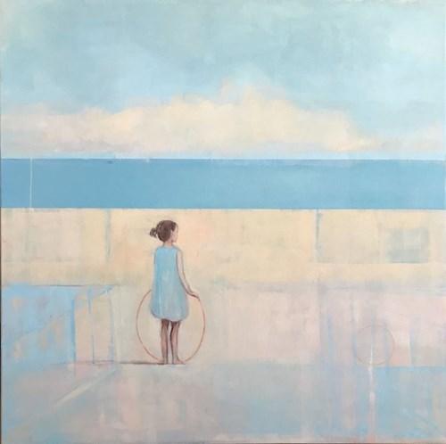Obraz do salonu artysty Ilona Herc pod tytułem Przestrzeń marzeń
