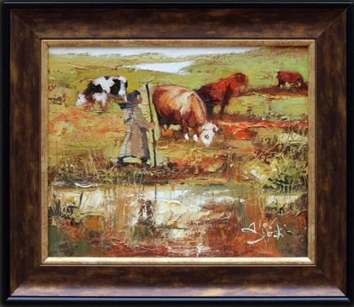 Obraz do salonu artysty Alex Sporski pod tytułem Jesień