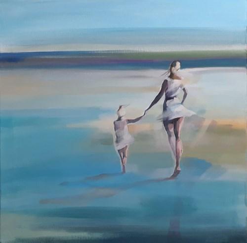 Obraz do salonu artysty Marta Szarek-Michalak pod tytułem Wiatr