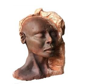 Głowa murzynki