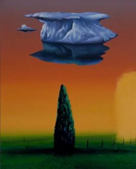 Obraz do salonu artysty Henryk Laskowski pod tytułem Przelotne ochłodzenie