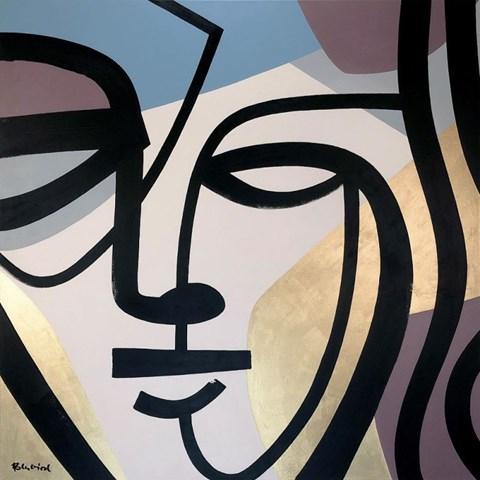 Obraz do salonu artysty Marcin Gregorczuk pod tytułem Calypso