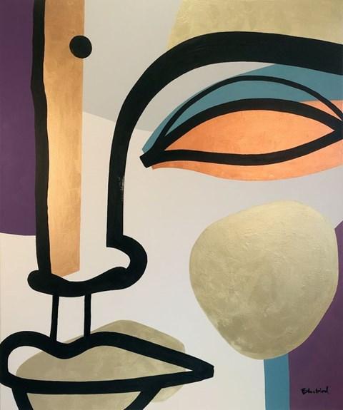Obraz do salonu artysty Marcin Gregorczuk pod tytułem Emptiness is Form