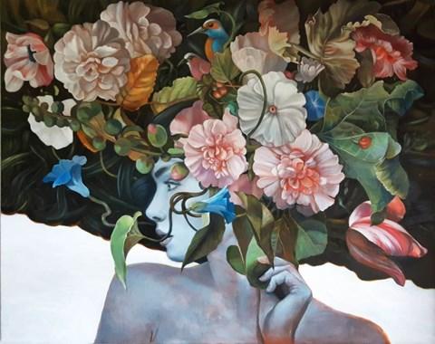 Obraz do salonu artysty Maciej Wierzbicki pod tytułem Kwarantanna