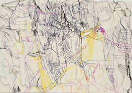 Obraz do salonu artysty Gossia Zielaskowska pod tytułem White map