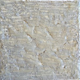 Rzeźba do salonu artysty Gossia Zielaskowska pod tytułem Rope map