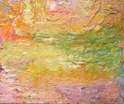 Obraz do salonu artysty Gossia Zielaskowska pod tytułem Desire map