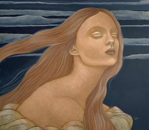 Obraz do salonu artysty Katarzyna Kołtan pod tytułem Sana