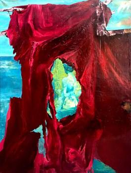 Obraz do salonu artysty Tomasz Tobolewski pod tytułem Punkt widzenia