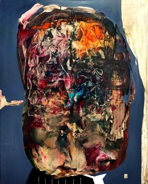 Obraz do salonu artysty Tomasz Tobolewski pod tytułem Don