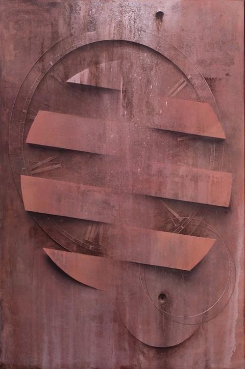 Obraz do salonu artysty Daniel Krysta pod tytułem Chrono 3