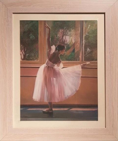 Obraz do salonu artysty Domingo Alvarez Gomez pod tytułem Balet