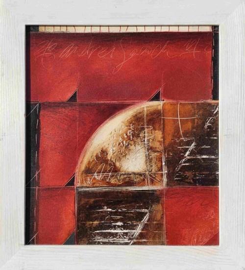 Obraz do salonu artysty Andrzej Sawicz pod tytułem Fragment zmysłów II