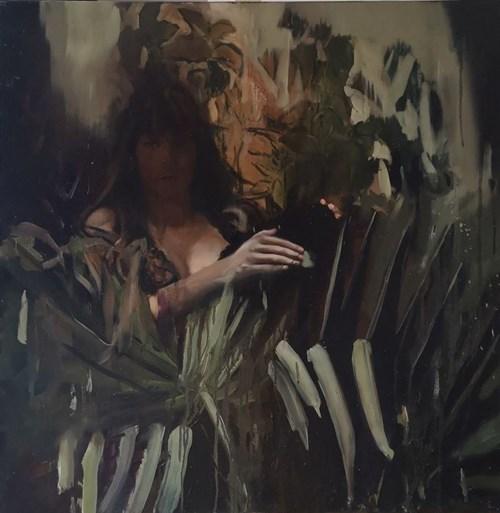Obraz do salonu artysty Piotr Szczur pod tytułem W przyrodzie