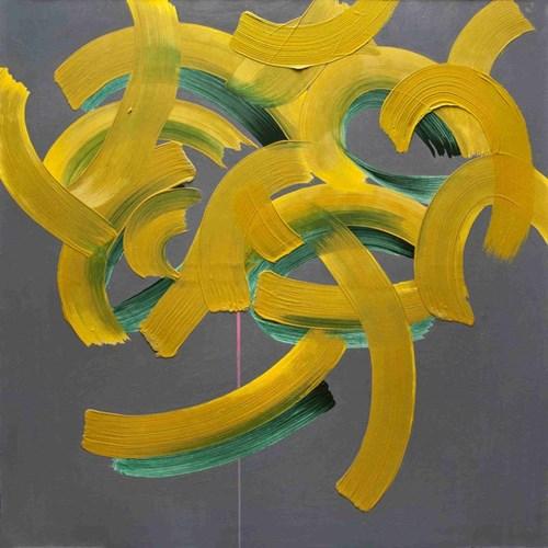 Obraz do salonu artysty Jasiek Balcerzak pod tytułem Lipa 5