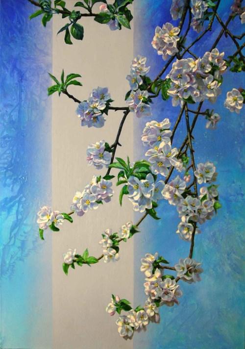 Obraz do salonu artysty Radosław Jastrzębski pod tytułem Wiosna