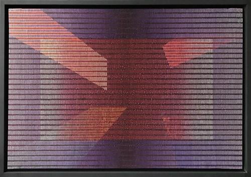 Obraz do salonu artysty Andrzej Jan Bator pod tytułem Kanon C