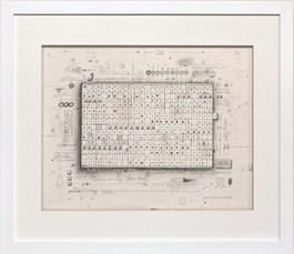 Obraz do salonu artysty Piotr Czajkowski pod tytułem Hotel de Ville (cykl Metro)