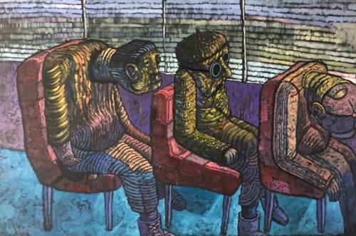 Obraz do salonu artysty Piotr Nogaj pod tytułem 157