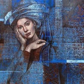 Blue Turban II