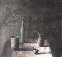 Obraz do salonu artysty Łukasz Huculak pod tytułem Martwa natura