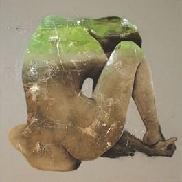 Obraz do salonu artysty Kaja Solecka pod tytułem Ukryte