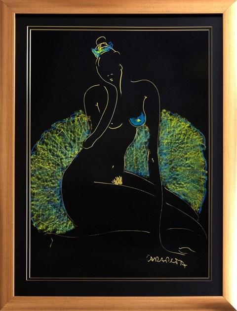 Obraz do salonu artysty Joanna Sarapata pod tytułem Akt kobiecy 3