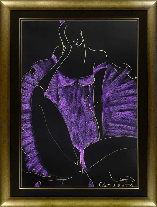 Obraz do salonu artysty Joanna Sarapata pod tytułem Ballerina VI