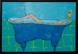 Błękitna kąpiel