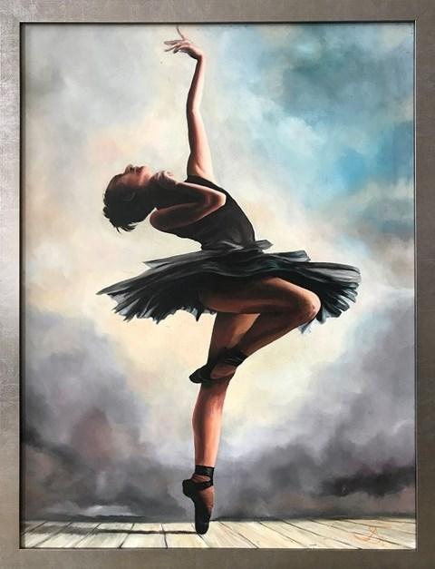 Obraz do salonu artysty Andrzej Sajewski pod tytułem Dasha Dance