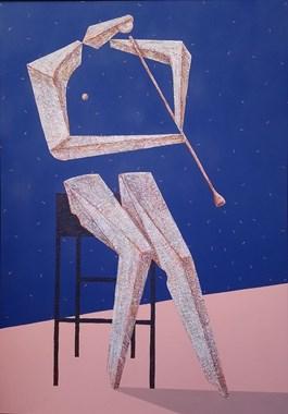 Obraz do salonu artysty Adam Bakalarz pod tytułem PGNF