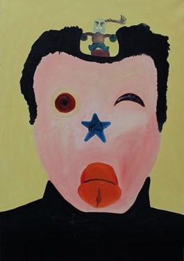 Obraz do salonu artysty Martyna Czech pod tytułem Manipulacja