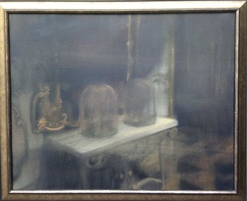 Obraz do salonu artysty Łukasz Stokłosa pod tytułem Nue Palais
