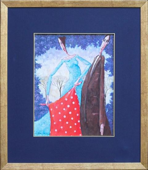 Obraz do salonu artysty Jarosław  Luteracki pod tytułem Siła spokoju