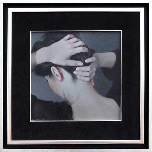 Obraz do salonu artysty Anna Jagodova pod tytułem Kobieta