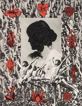 Obraz do salonu artysty Daria Malicka pod tytułem Black protest