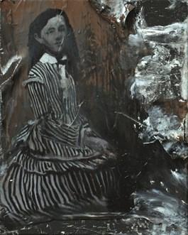 Obraz do salonu artysty Paweł Baśnik pod tytułem L.M. 1881-1895