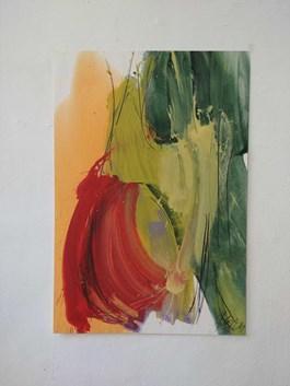 Obraz do salonu artysty JOANNA GLEICH pod tytułem Bez tytułu