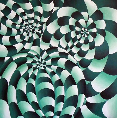 Obraz do salonu artysty Anna  Osiecka pod tytułem Medusis
