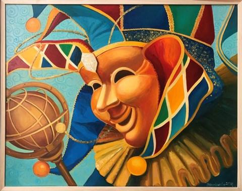 Obraz do salonu artysty Beata Twardowska pod tytułem Dzwoneczek