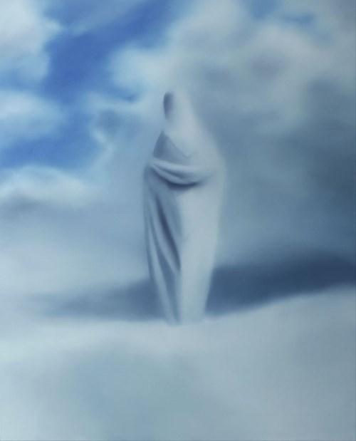 Obraz do salonu artysty Bartek Otocki pod tytułem Niebo