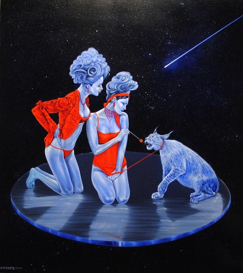 Taming the galactic lynx