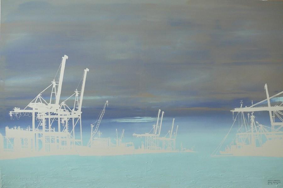 Port błękitny