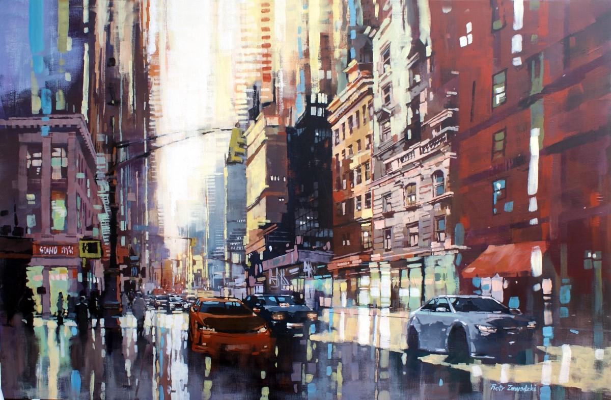 Szumy miasta- NYC królestwo słońca #27