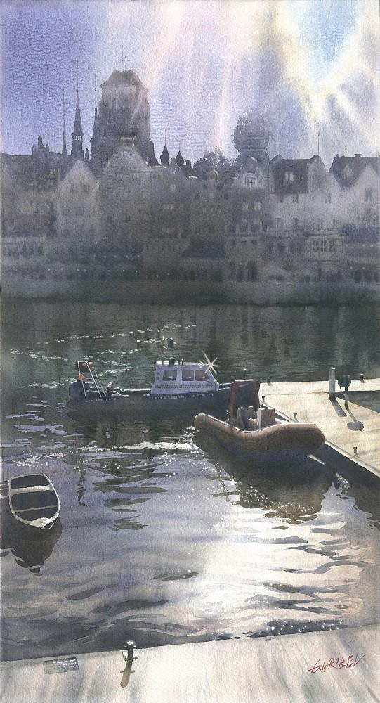 Gorgeous Gdańsk