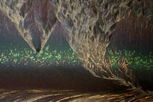 do salonu artysty Marek Miś pod tytułem Tornado