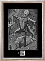 Obraz do salonu artysty Janusz Wieczorek pod tytułem ŻYCIOR