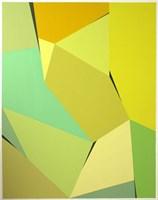 Obraz do salonu artysty Malwina Puszcz pod tytułem #99FF00